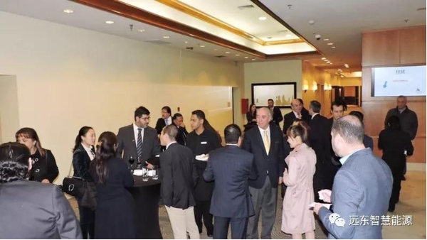 First Overseas Workshop of Smarter Energy Held in Chile ...