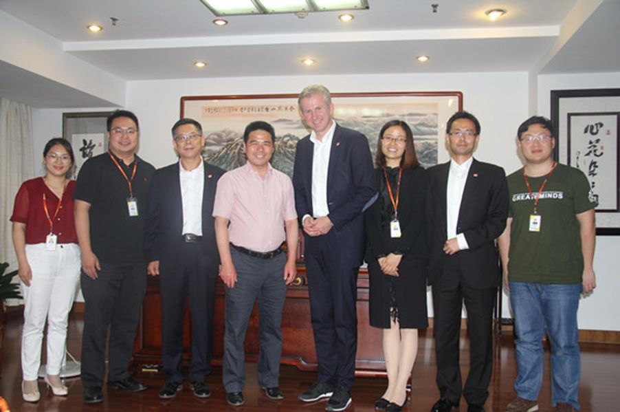 Far East Joins Hands with Heraeus, an Excellent German E...